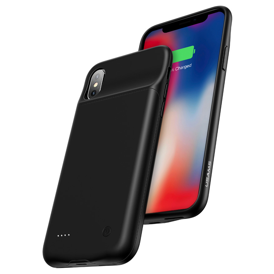 cheaper aefd0 9b359 Usams 3200mAh Battery Charger Case - Apple iPhone Xs